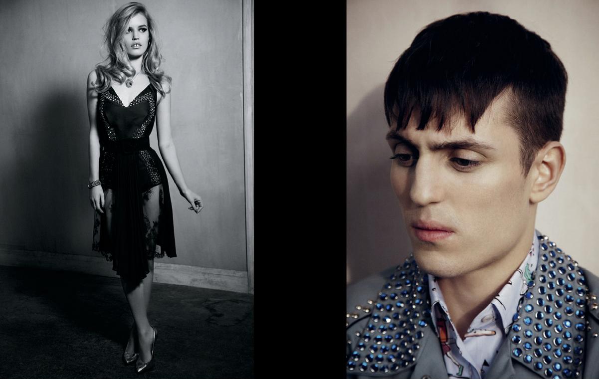 "O: by Tank #26 SS 2012 ""Georgia on My Mind"" | Carlotta Manaigo | O: Quarterly Fashion Supplement by Tank | Azza Yousif | Numerique Retouch Photo Retouching Studio"