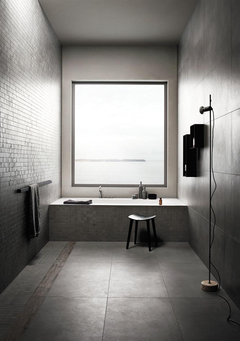 Marazzi 2014 Campaign | Andrea Ferrari | Marazzi | Elle Decor | Numerique Retouch Photo Retouching Studio