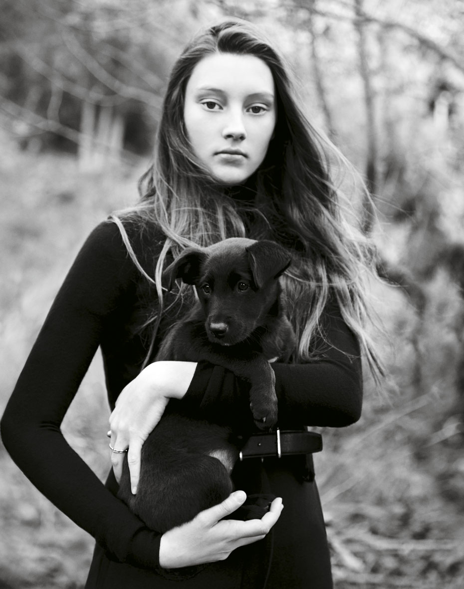 "Numéro China February 2014 ""Marie Sophie"" | Carlotta Manaigo | Numéro China | Audrey Hu | Numerique Retouch Photo Retouching Studio"