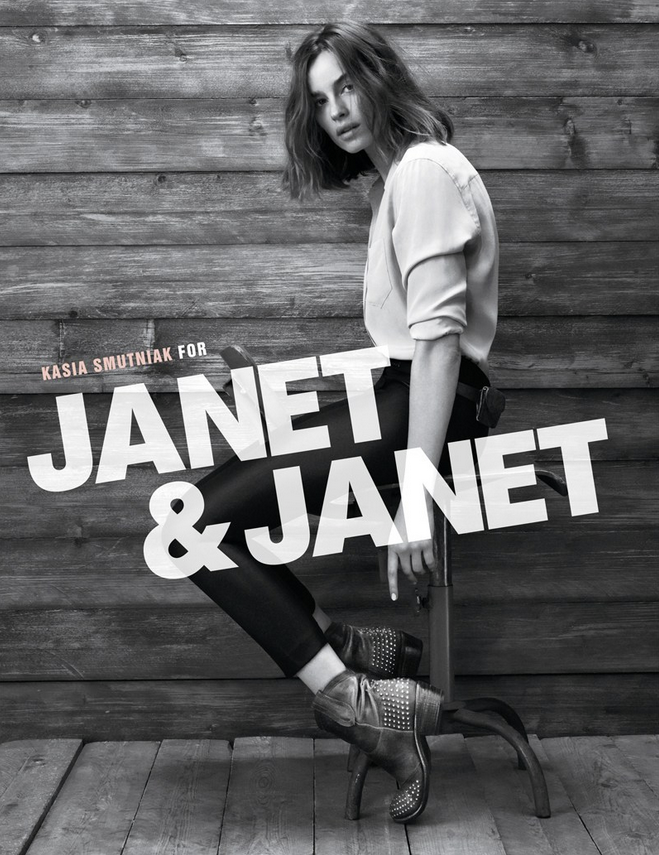 Janet&Janet FW 2012/2013 Campaign | Johan Sandberg | Janet&Janet | Numerique Retouch Photo Retouching Studio