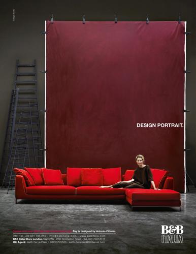 B&B 2011 Campaign | Tommaso Sartori | B&B | Elle Italia | Benedetta dell'Orto | Numerique Retouch Photo Retouching Studio
