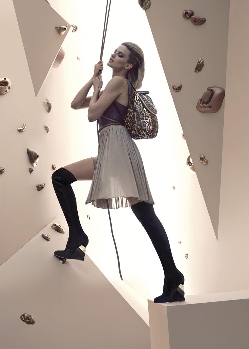 Le Silla AW 2014/2015 Campaign | Camilla Akrans | Le Silla | Numerique Retouch Photo Retouching Studio