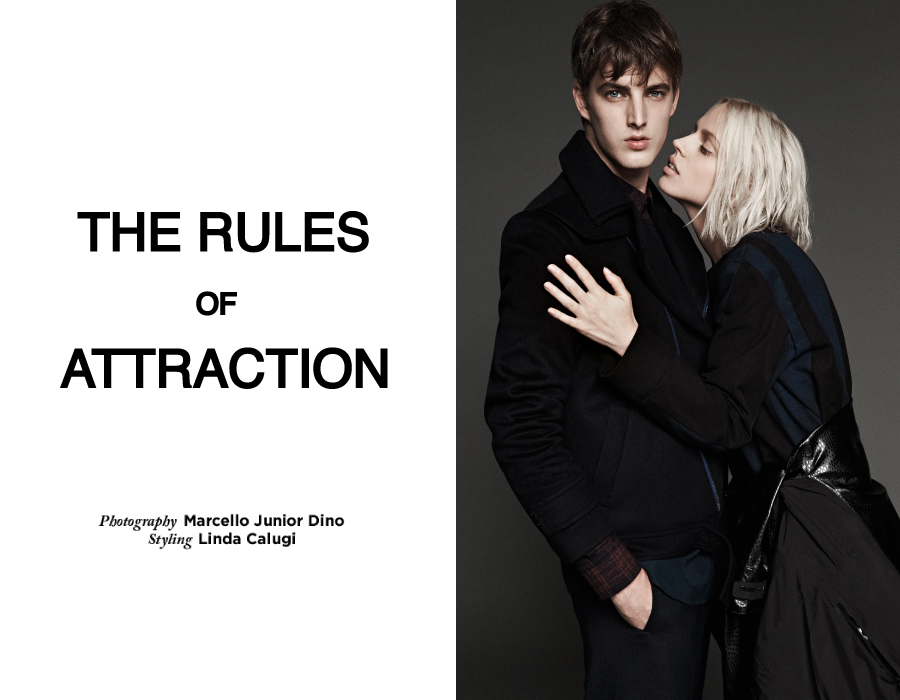 "Punkt July 2014 ""The Rules of attraction"" 
