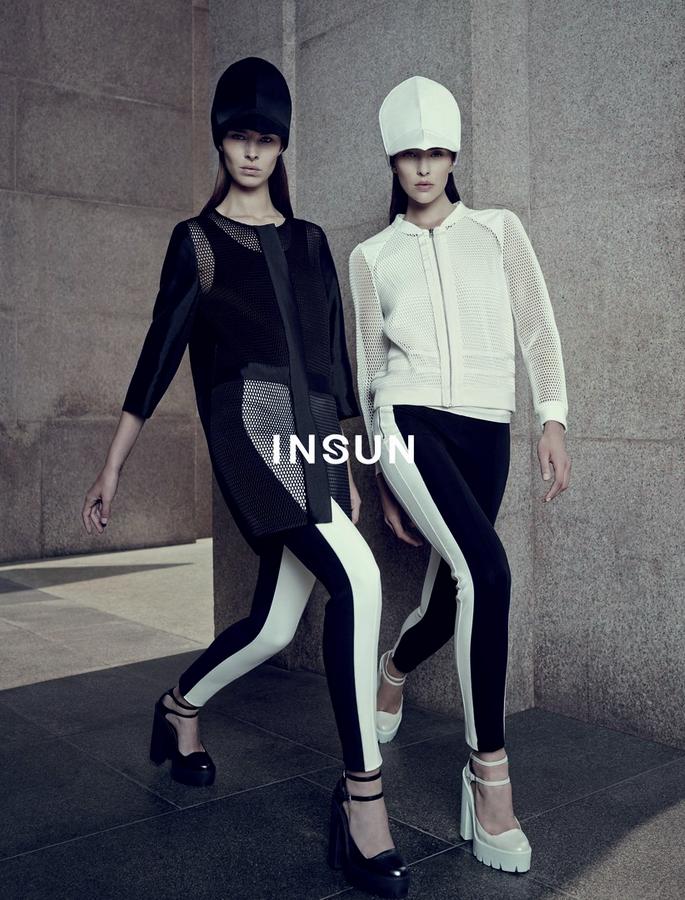 Insun AW 2014/2015 Campaign | Alessio Bolzoni | Insun | The Greatest Magazine | Ivana Spernicelli | Numerique Retouch Photo Retouching Studio