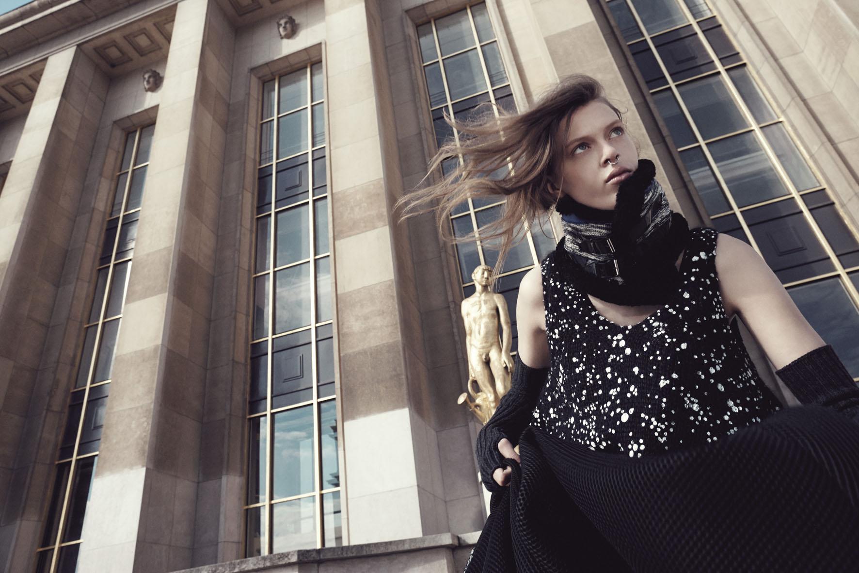Marie Claire Italia November 2014 | Alessio Bolzoni | Marie Claire Italia | Ivana Spernicelli | Numerique Retouch Photo Retouching Studio