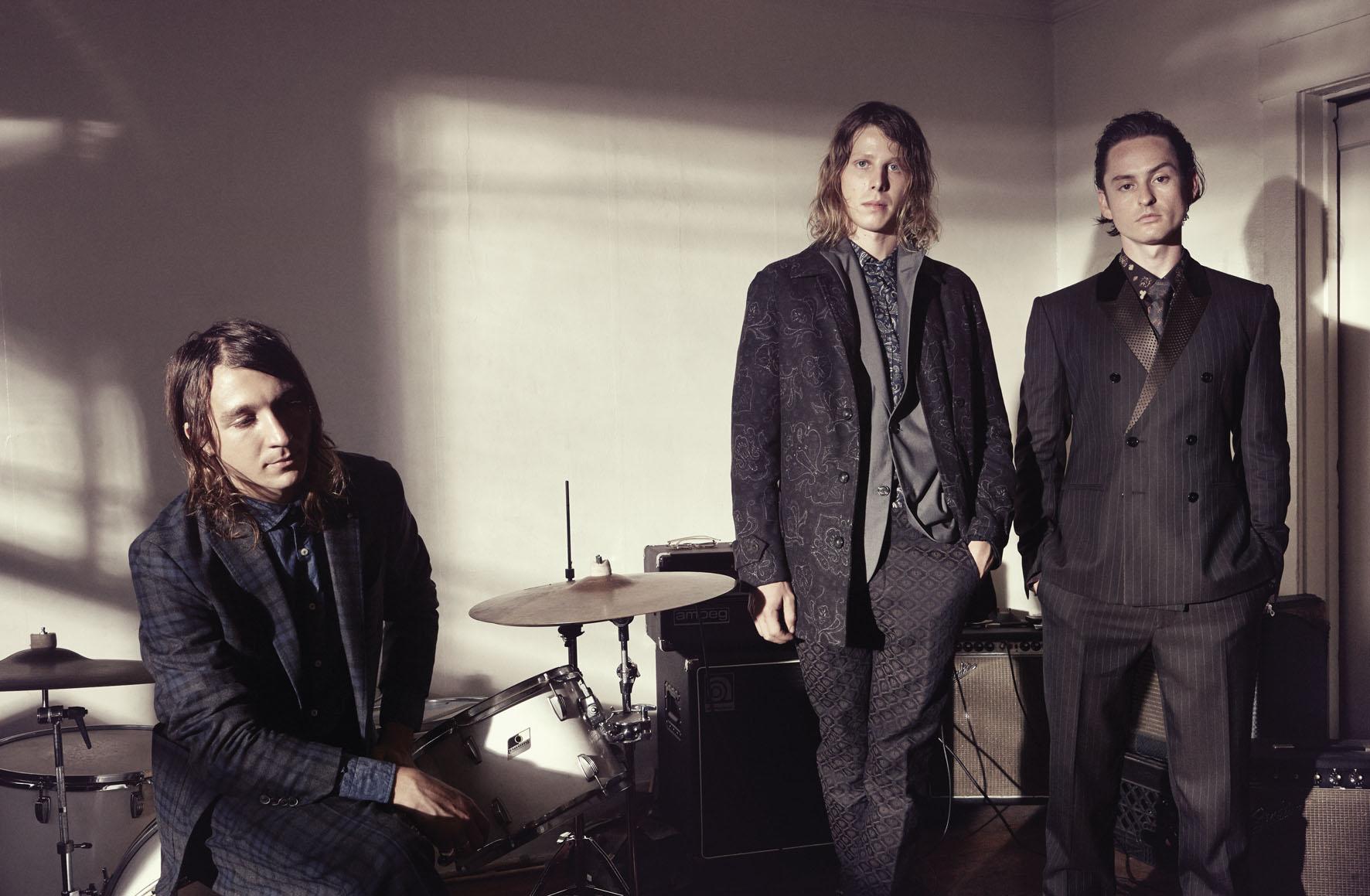 """GQ Italia October 2014 """"Rock that band""""   Tommaso Mei   GQ Italia   Andrea Porro   Numerique Retouch Photo Retouching Studio"""