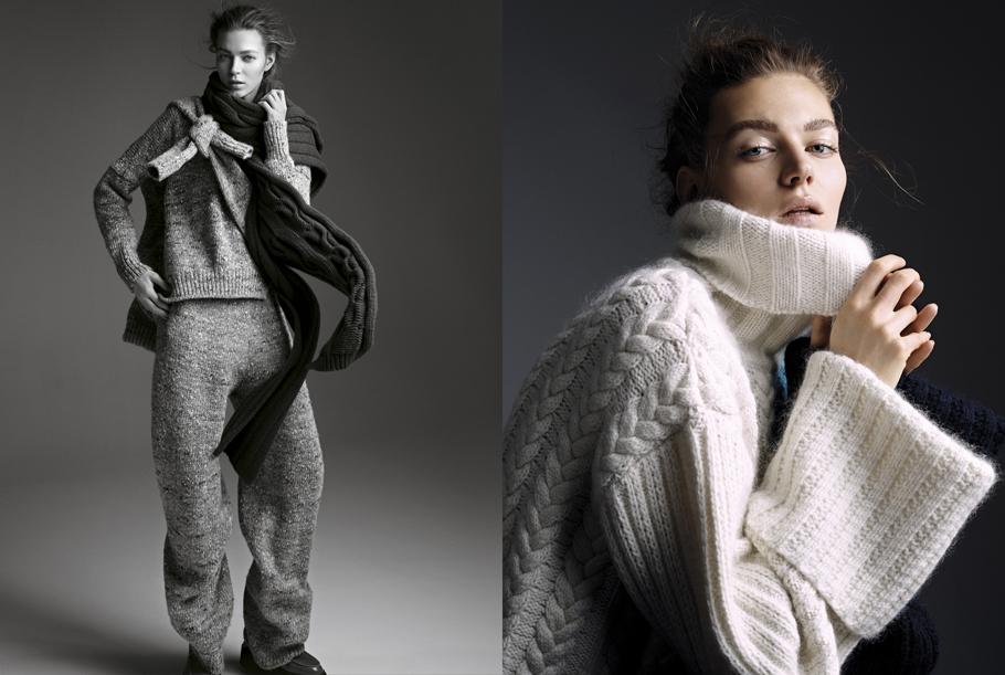SiStyle December 2014 | Andoni & Arantxa | SI Style | Laura Catrina | Numerique Retouch Photo Retouching Studio