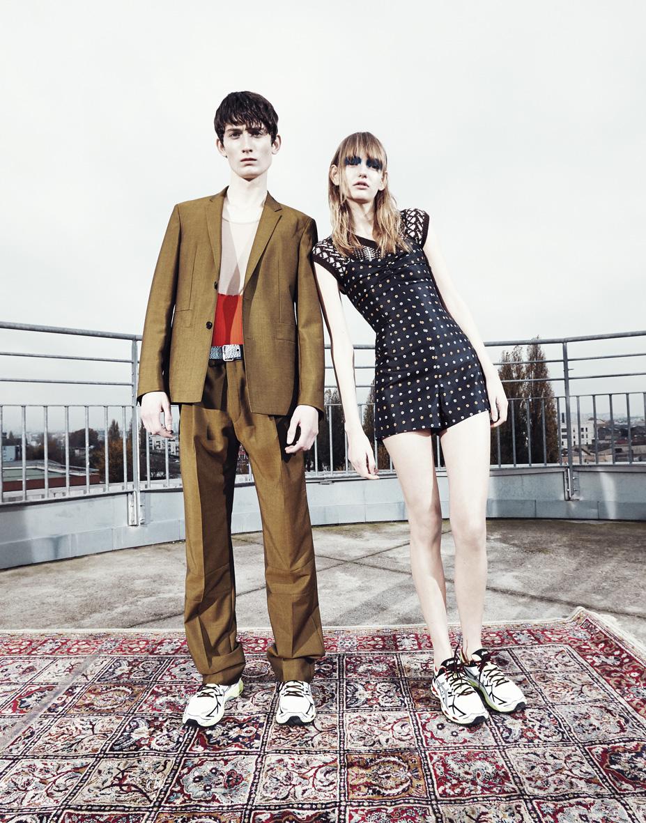 "Bon Magazine SS 2015 ""I spin so ceaselessly"" | Alessio Bolzoni | Dior | Bon Magazine | Mauricio Nardi | Numerique Retouch Photo Retouching Studio"