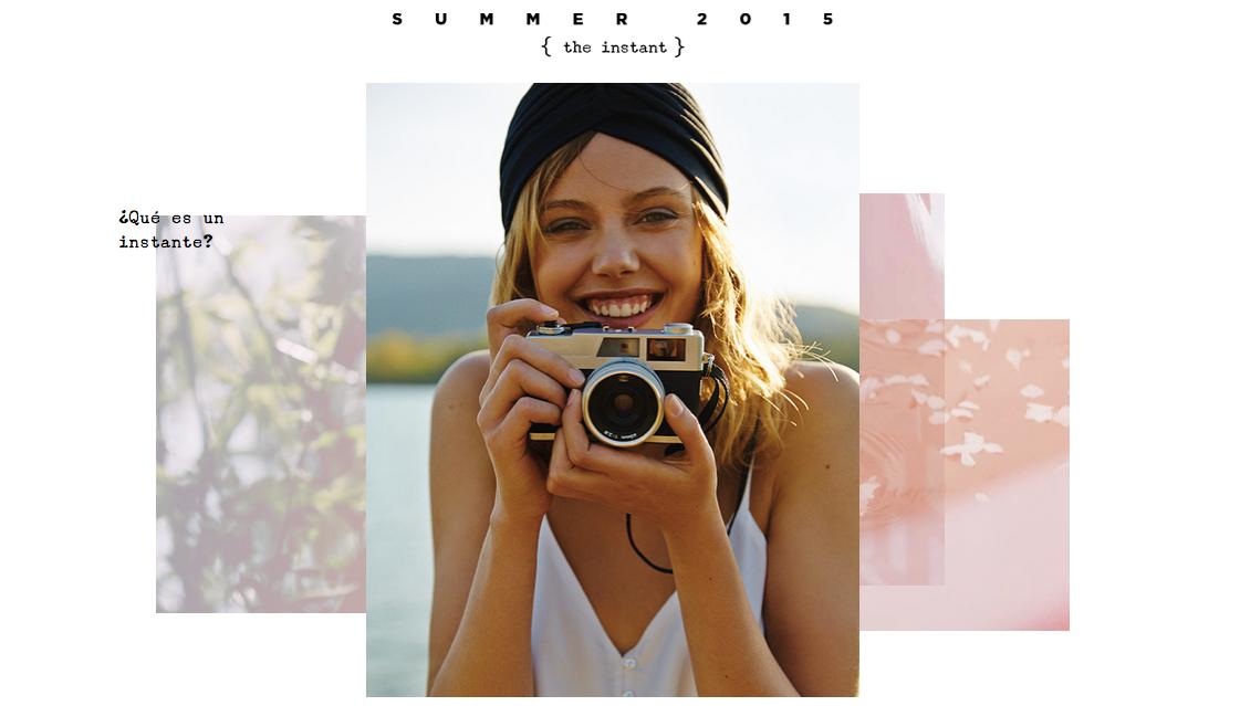 Stradivarius Summer 2015 Campaign | Andoni & Arantxa | Stradivarius | Numerique Retouch Photo Retouching Studio