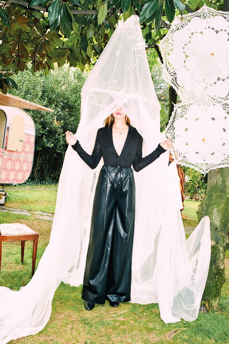 "GIOIA! May 2015 ""Black gipsy"" | Marco Pietracupa | Gioia | Amelianna Loiacono | Numerique Retouch Photo Retouching Studio"