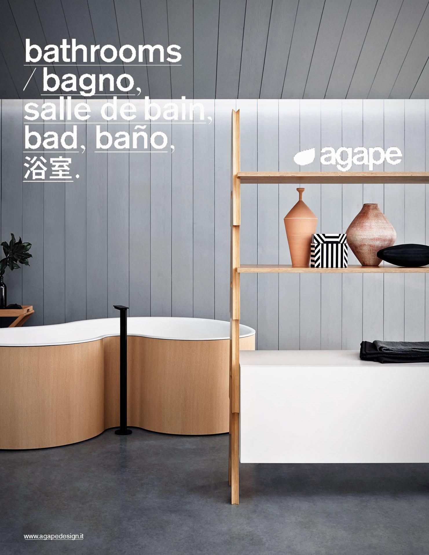 Agape 2015 Campaign | Andrea Ferrari | Agape | Elle Decor | Numerique Retouch Photo Retouching Studio