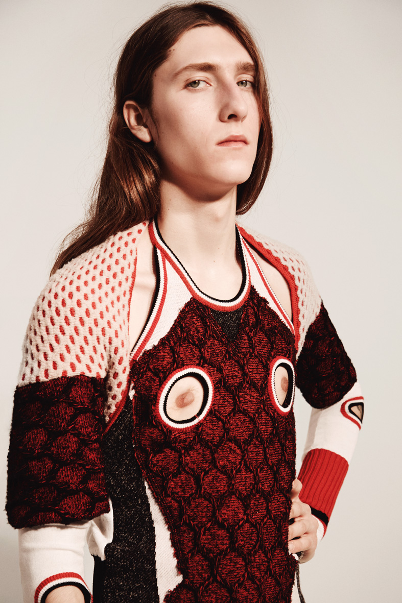 "Modern Weekly SS 2015 ""Boyhood"" | Carlotta Manaigo | Modern Weekly China | Anna Pesonen | Numerique Retouch Photo Retouching Studio"