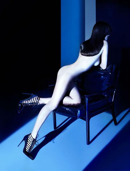 Le Silla FW 2015 Campaign | Camilla Akrans | Le Silla | Numerique Retouch Photo Retouching Studio