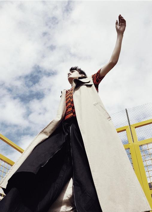 Office Magazine Issue 03 | Alessio Bolzoni | Office Magazine | Mauricio Nardi | Numerique Retouch Photo Retouching Studio