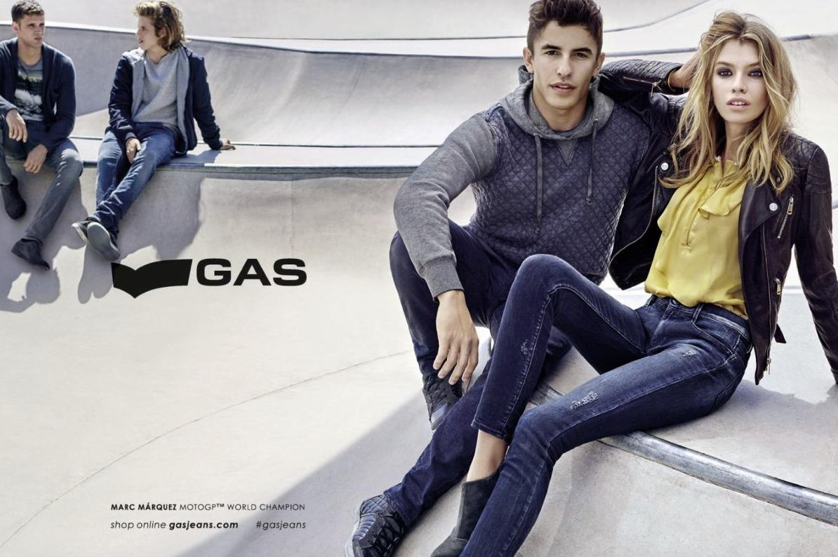 Gas AW 2015/2016 ADV | Sergi Pons | Gas | Numerique Retouch Photo Retouching Studio