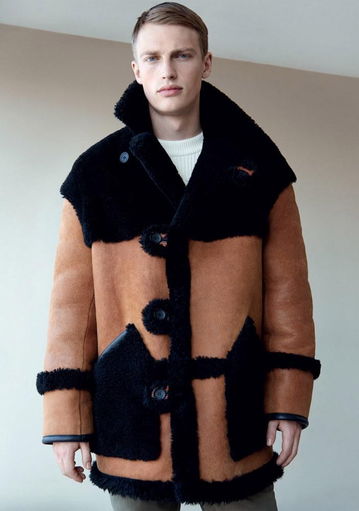 Mr Dean May Lookbook Fall-Winter 2015 | Carlotta Manaigo | Mr Porter | Numerique Retouch Photo Retouching Studio