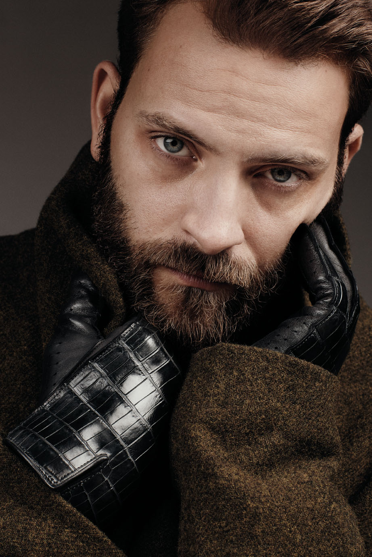"GQ ITALIA OCTOBER 2015 ""Emozioni Violente"" | Luca Guadagnino | GQ Italia | Andrea Tenerani | Numerique Retouch Photo Retouching Studio"