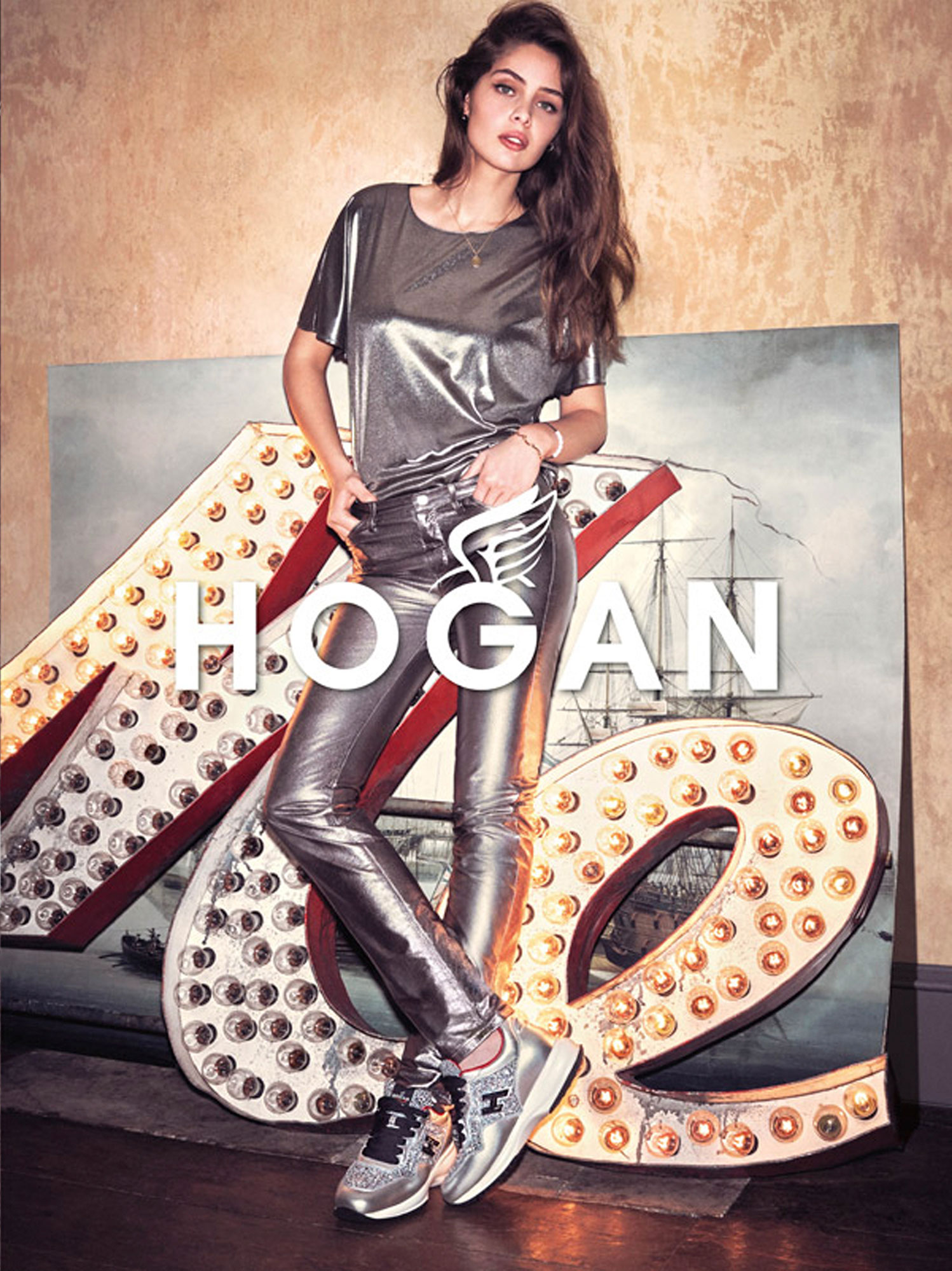 Hogan Campaign SS 2016 | Michelangelo di Battista | Hogan | C Magazine | Andrea Tenerani | Numerique Retouch Photo Retouching Studio