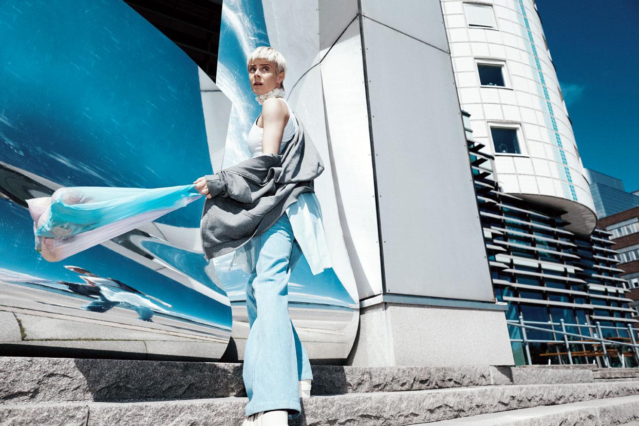 Robyn & La Bagatelle Magique | Alessio Bolzoni | Golden Goose Deluxe Brand | 10 Magazine | Hector Castro | Numerique Retouch Photo Retouching Studio
