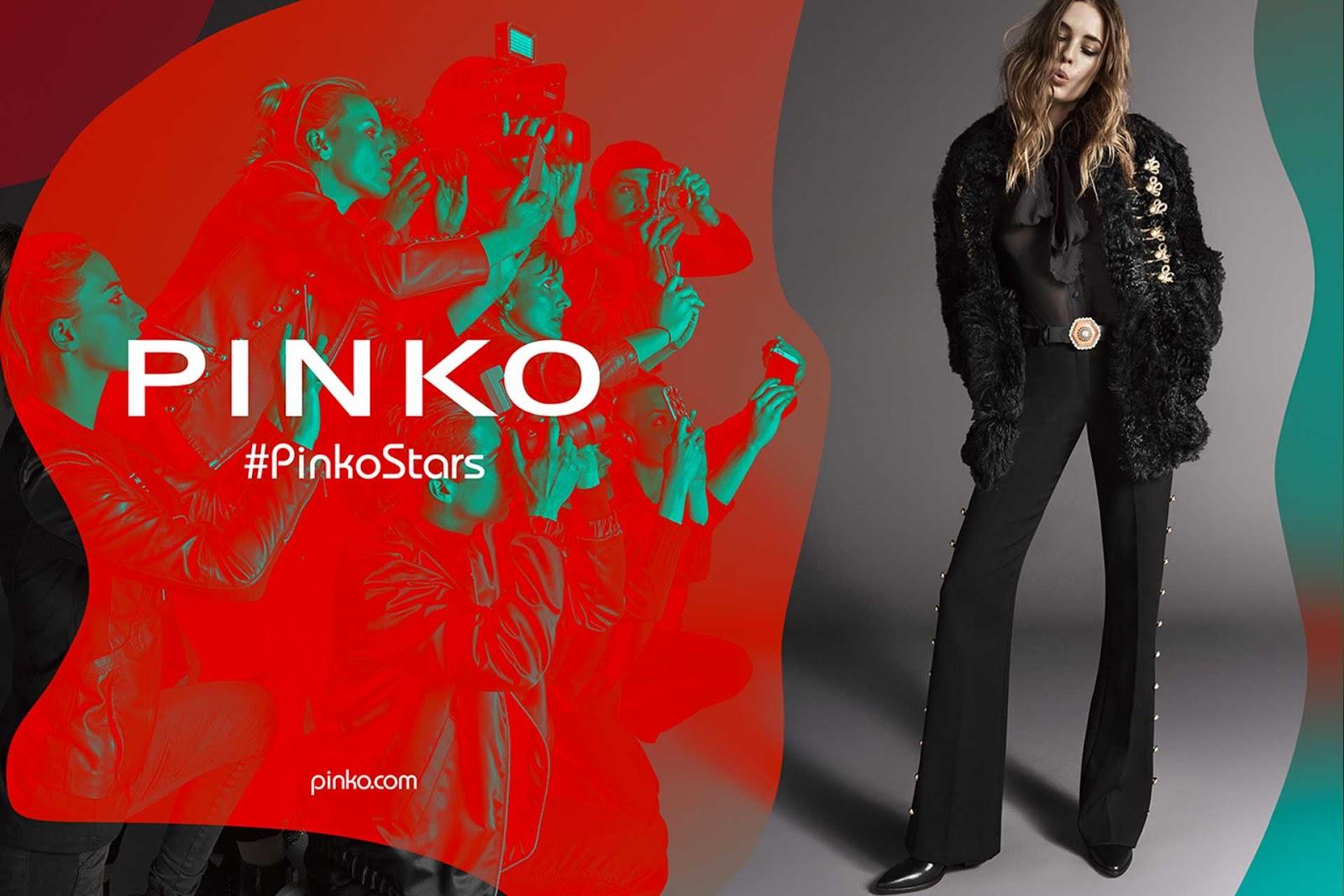 Pinko ADV FW 2016/2017 | Marco Pietracupa | Pinko | Sissy Vian | Numerique Retouch Photo Retouching Studio