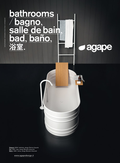 Agape 2016 Campaign | Andrea Ferrari | Agape | Elle Decor | Numerique Retouch Photo Retouching Studio