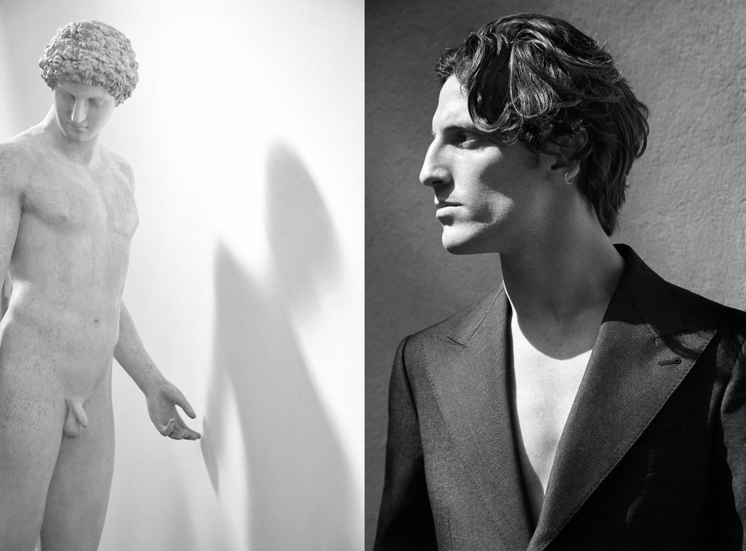"Icon September 2016 ""Caput Mundi"" | Carlotta Manaigo | Icon | Numerique Retouch Photo Retouching Studio"