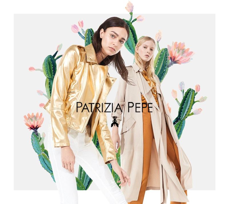 Patrizia Pepe SS 2017 Campaign | Marco Pietracupa | Patrizia Pepe | Raffaella Campeggi | Numerique Retouch Photo Retouching Studio