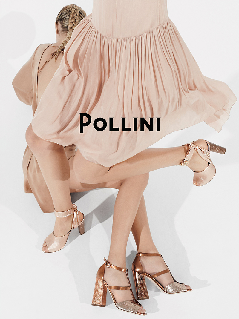 Pollini ADV SS 2017 | Alessio Bolzoni | Pollini | Numerique Retouch Photo Retouching Studio