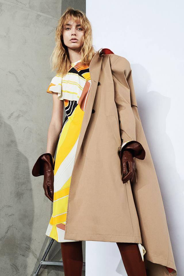 Emilio Pucci Pre Fall 2017 | Alessio Bolzoni | Emilio Pucci | Numerique Retouch Photo Retouching Studio