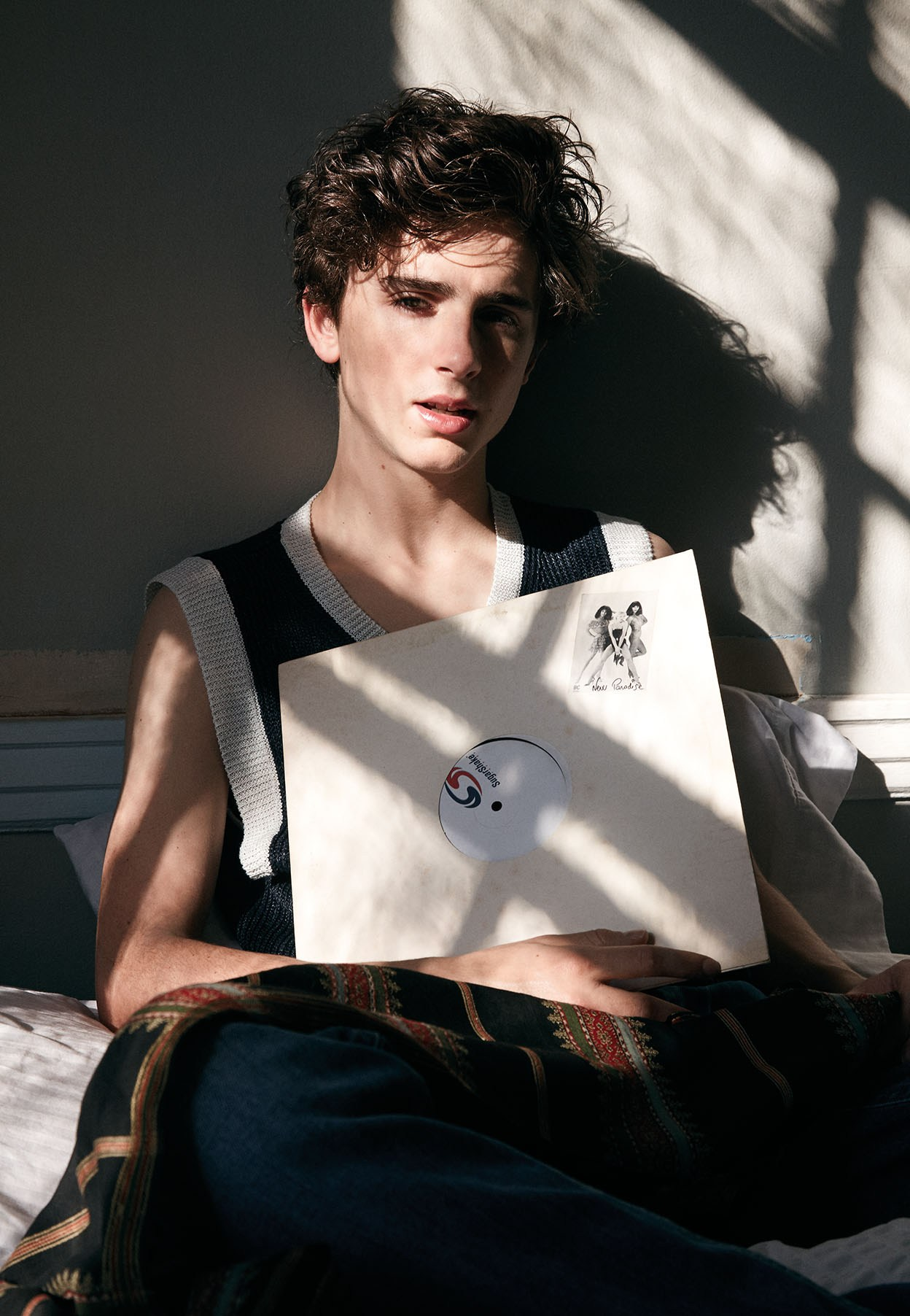 Celeb News Timothee Chalamet Stuns For L Officiel Hommes