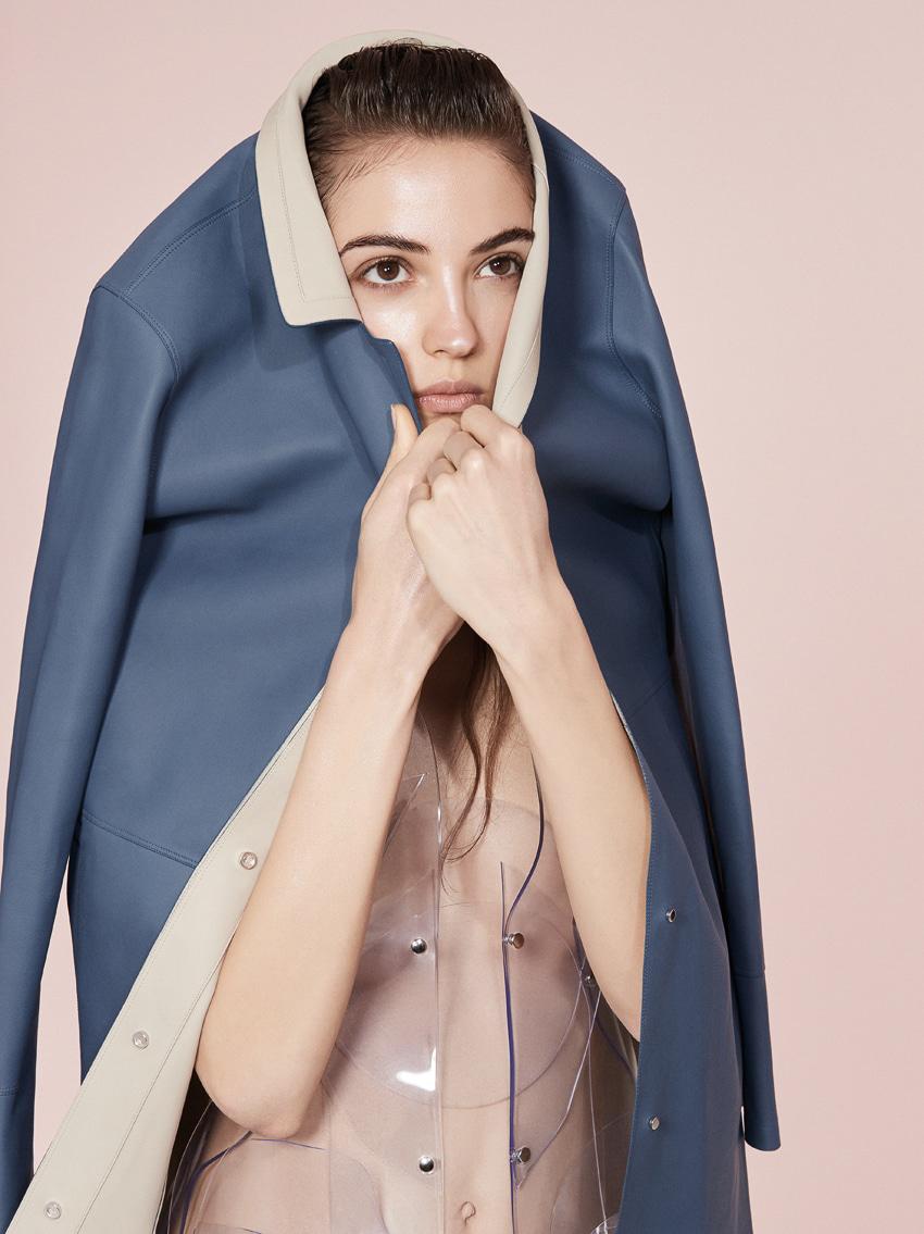 Vogue Italia May 2017 | Rosi di Stefano | Vogue Italia | Numerique Retouch Photo Retouching Studio