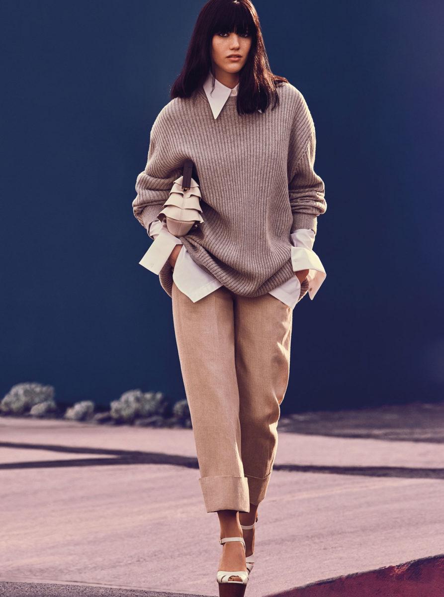 "Harper's Bazaar Japan may 2017 ""Girl About town"" | Michelangelo di Battista | Harper's Bazaar Japan | Numerique Retouch Photo Retouching Studio"