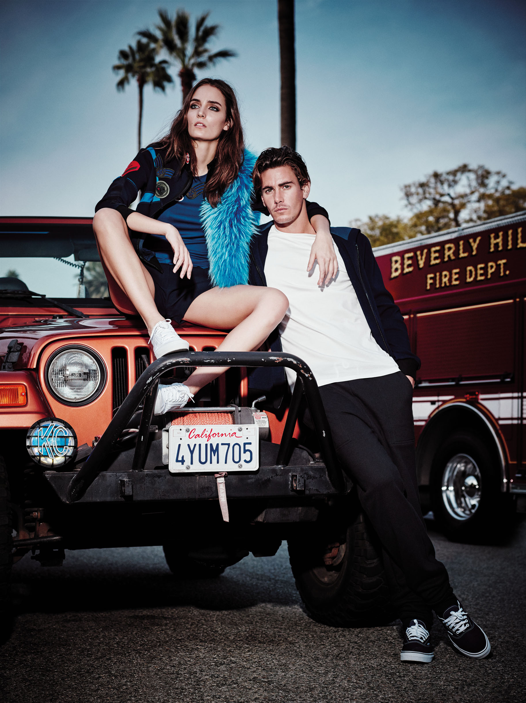 Mr & Mrs SS 2017 Main -Look Book | Matteo Gastel | Mr & Mrs | Numerique Retouch Photo Retouching Studio