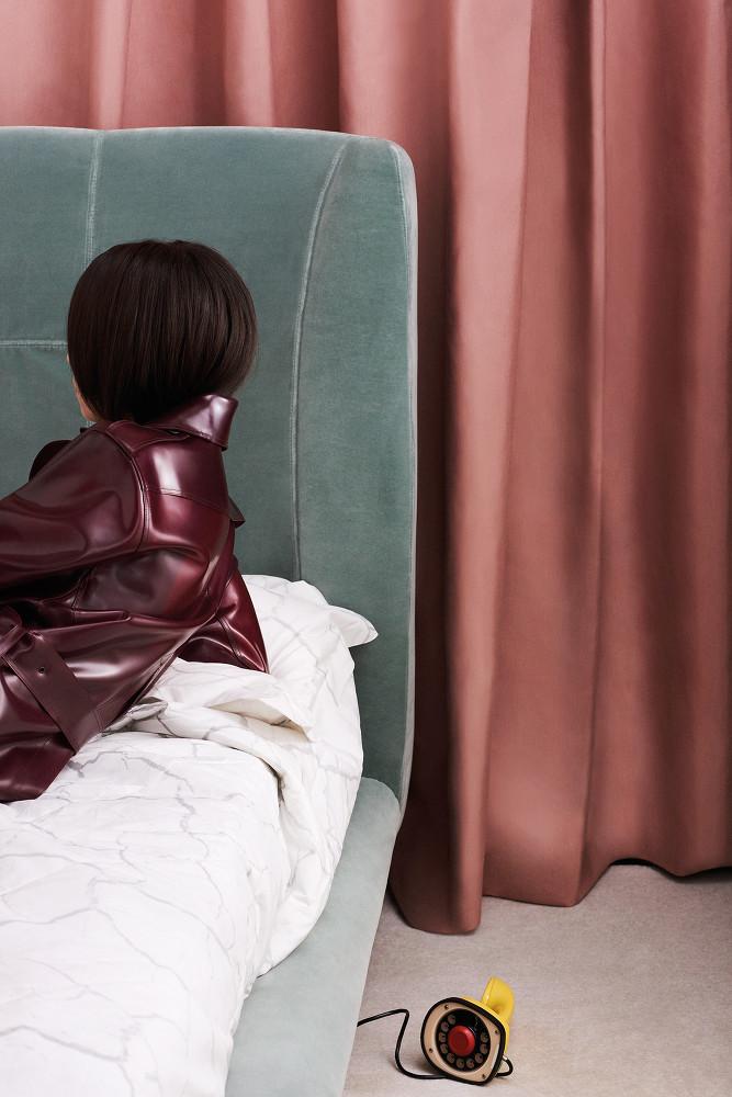 Diesel Living SS17 Campaign | Sasha Oda | Diesel | Numerique Retouch Photo Retouching Studio
