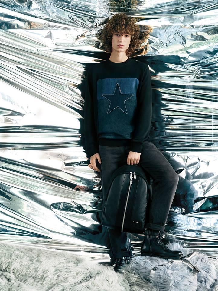 Diesel Faux-Fur Pre-Spring '17 Campaign   Diesel   Numerique Retouch Photo Retouching Studio