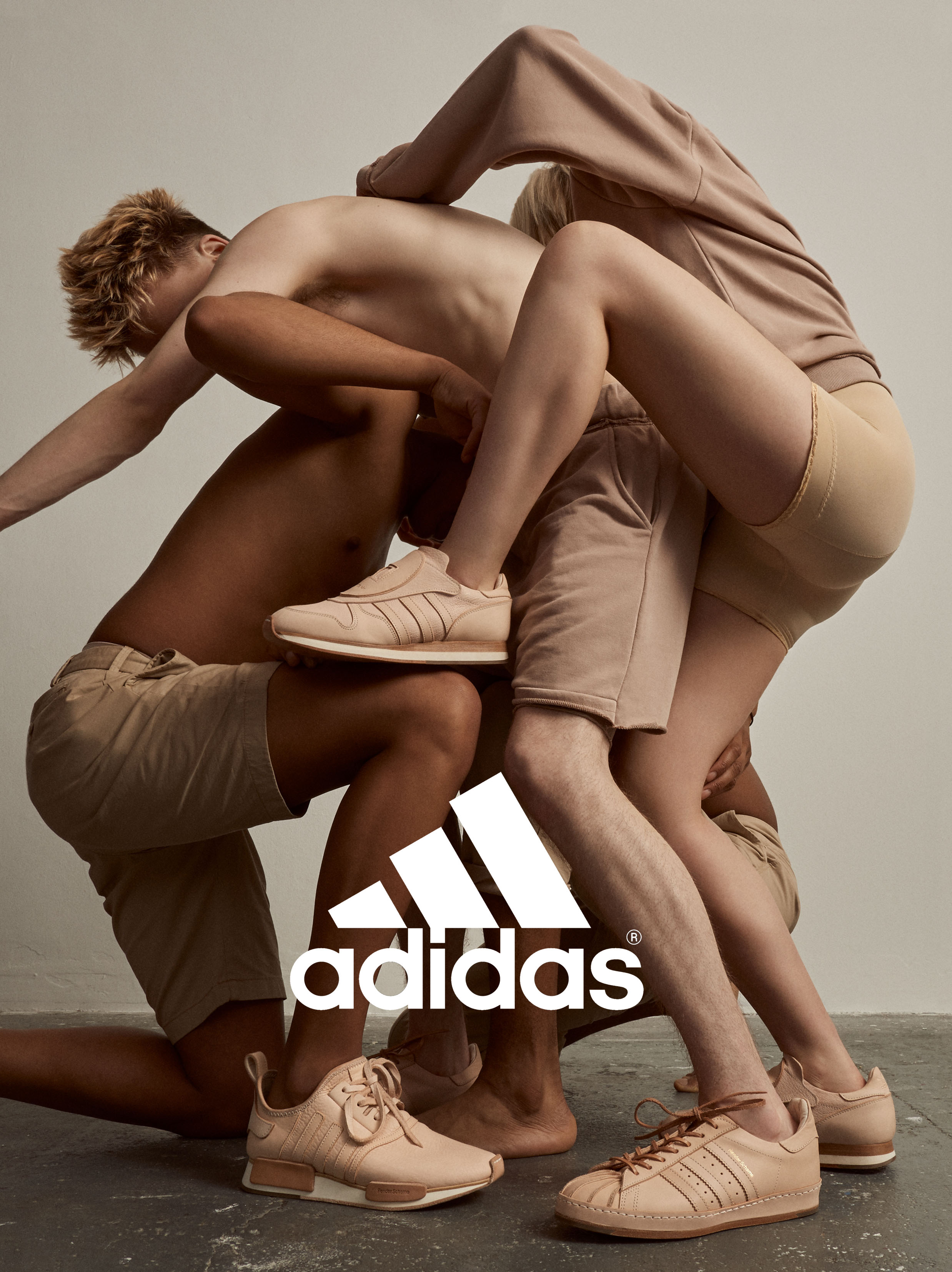 Adidas Originals x Hender Scheme F/W 2017 | Numerique Retouch Photo Retouching Studio