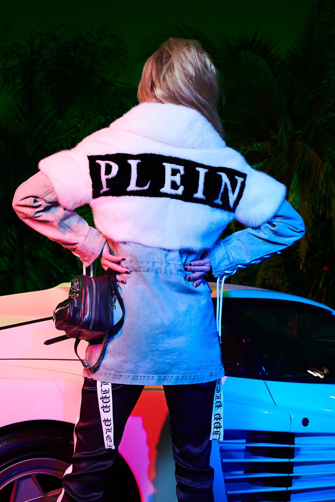 Philip Plein Pre-Fall 2018 | Dylan Don | Philipp Plein | Numerique Retouch Photo Retouching Studio