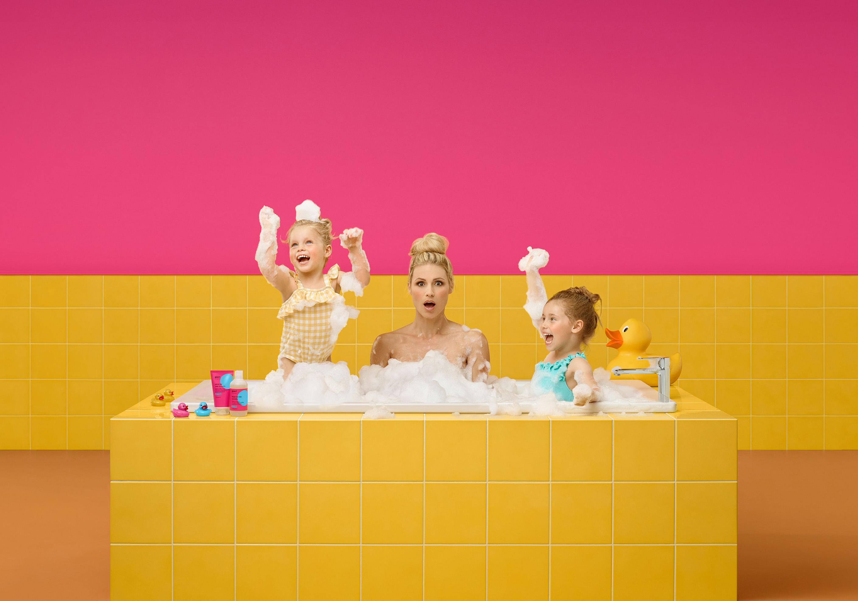 Goovi ADV 2018 | Aleksandra Kingo | Goovi | Stephanie Kherlakian | Numerique Retouch Photo Retouching Studio
