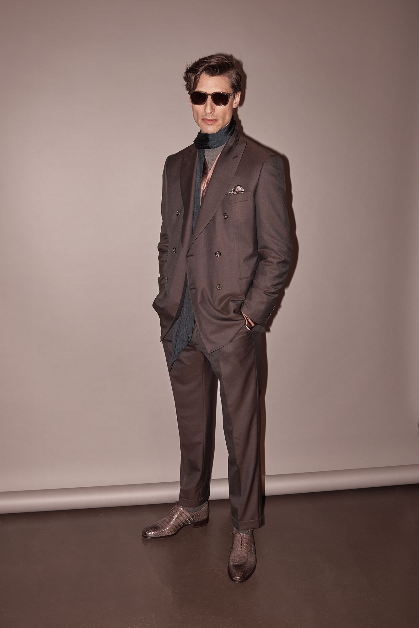 Brioni Fall 2019 | Marco Pietracupa | Brioni | Numerique Retouch Photo Retouching Studio