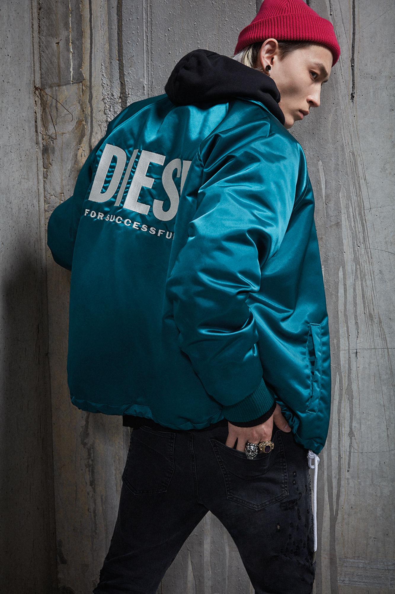 Diesel Digital Book 2019 | Diesel | Numerique Retouch Photo Retouching Studio