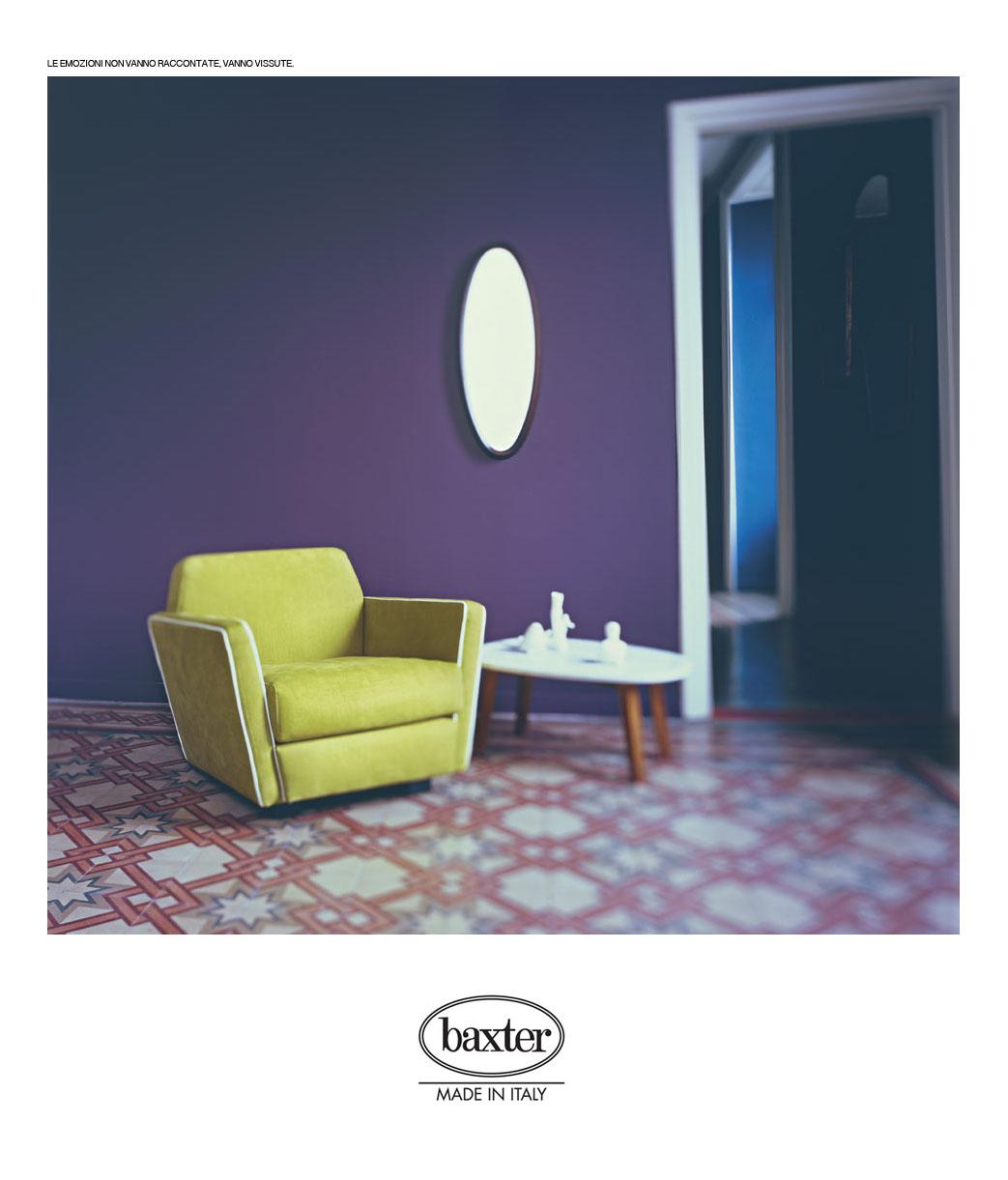 Baxter 2014 Campaign   Andrea Ferrari   Baxter   Numerique Retouch Photo Retouching Studio