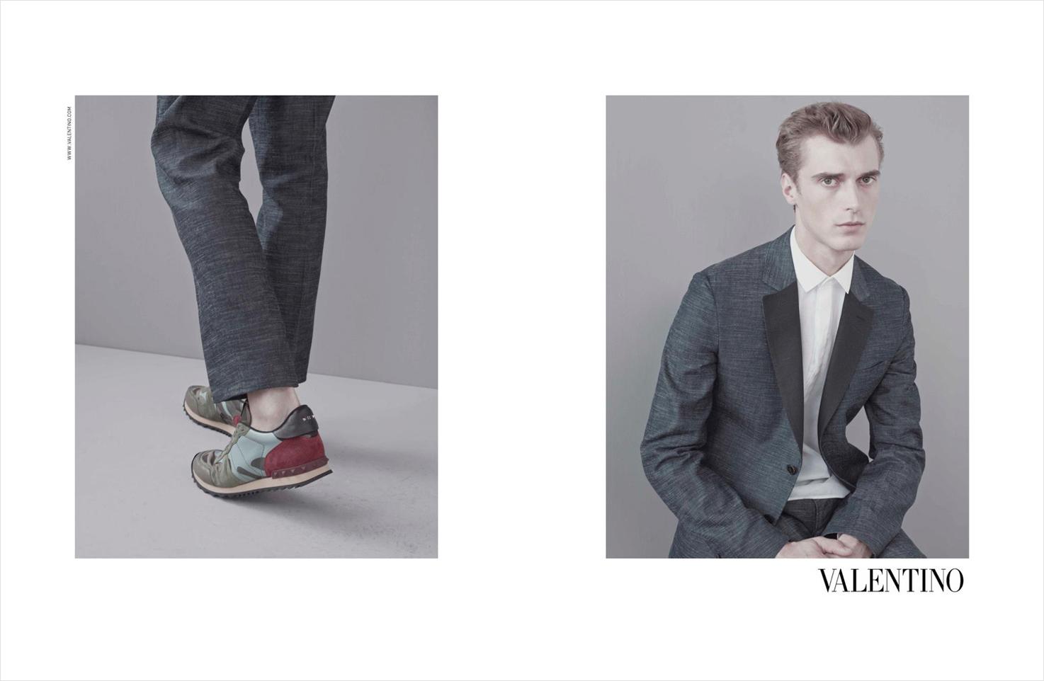 Valentino SS 2013 Campaign | Pablo Arroyo | Valentino | Numerique Retouch Photo Retouching Studio