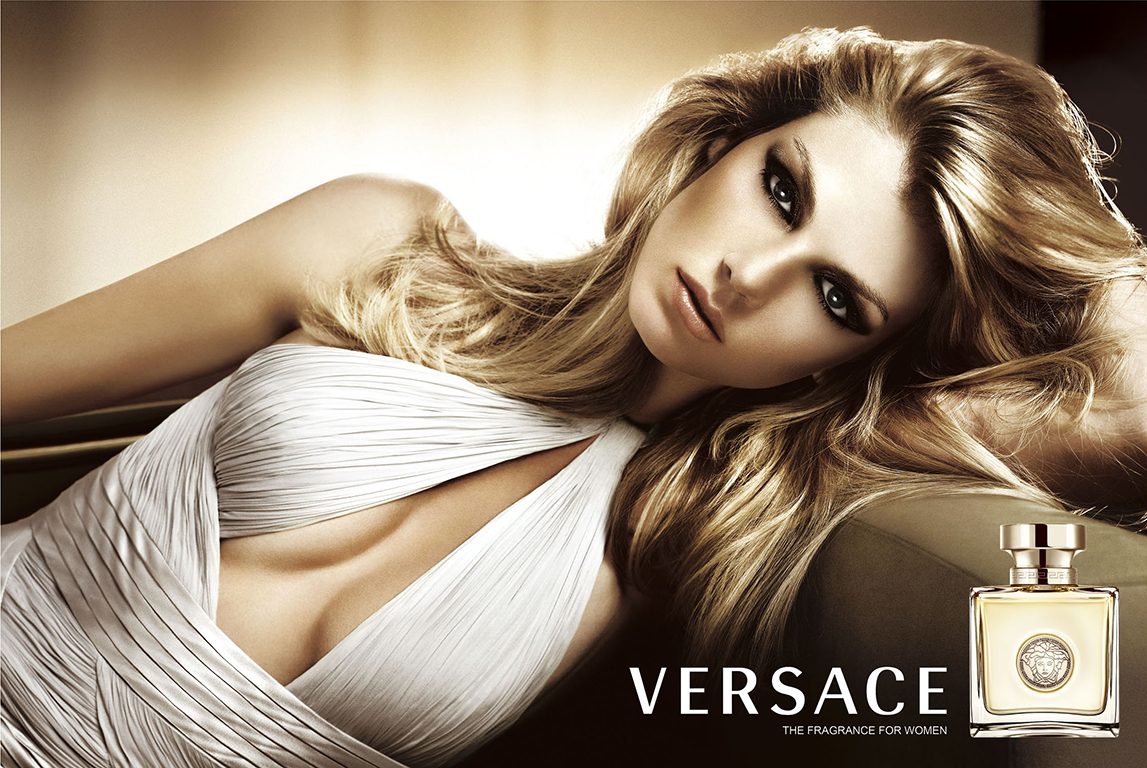 Versace Fragrance Campaign | Michelangelo di Battista | Versace | Numerique Retouch Photo Retouching Studio
