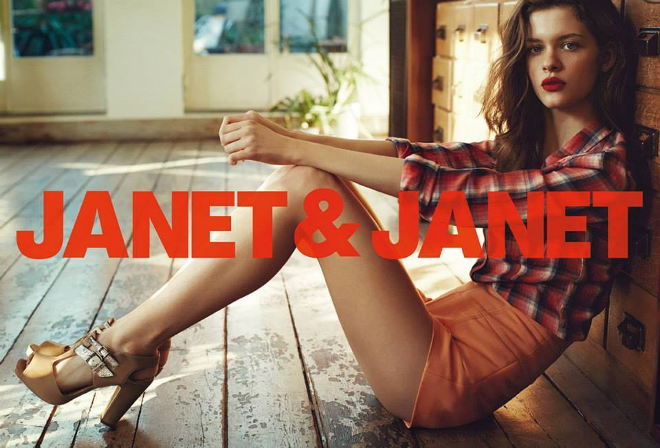 Janet&Janet SS 2014 | Matteo Montanari | Janet&Janet | Twin Magazine | Numerique Retouch Photo Retouching Studio