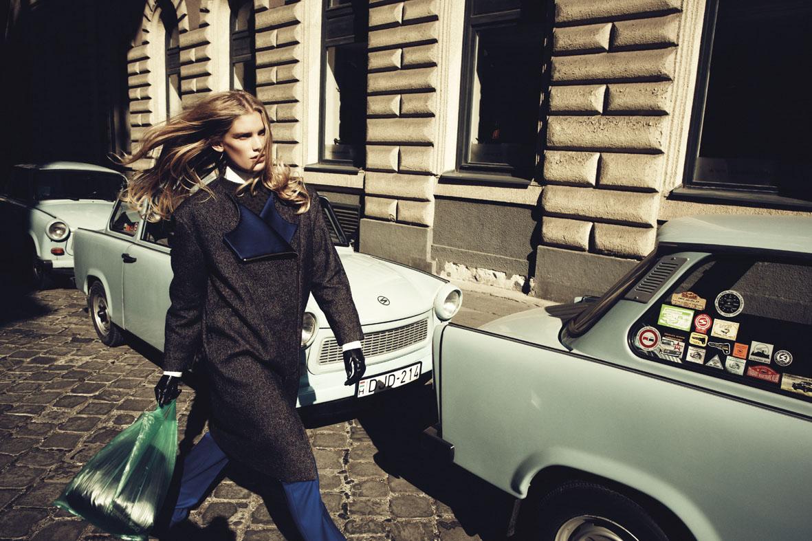 "Marie Claire November 2012 ""24 ore"" | Alessio Bolzoni | Marie Claire Italia | Ivana Spernicelli | Numerique Retouch Photo Retouching Studio"