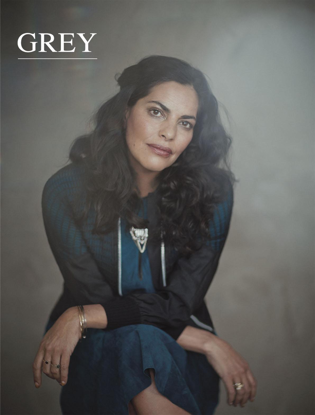 "GREY X SS 2014 ""Frames of Sarita"" | Garance Doré | Grey Magazine | Valentina Ilardi Martin | Numerique Retouch Photo Retouching Studio"