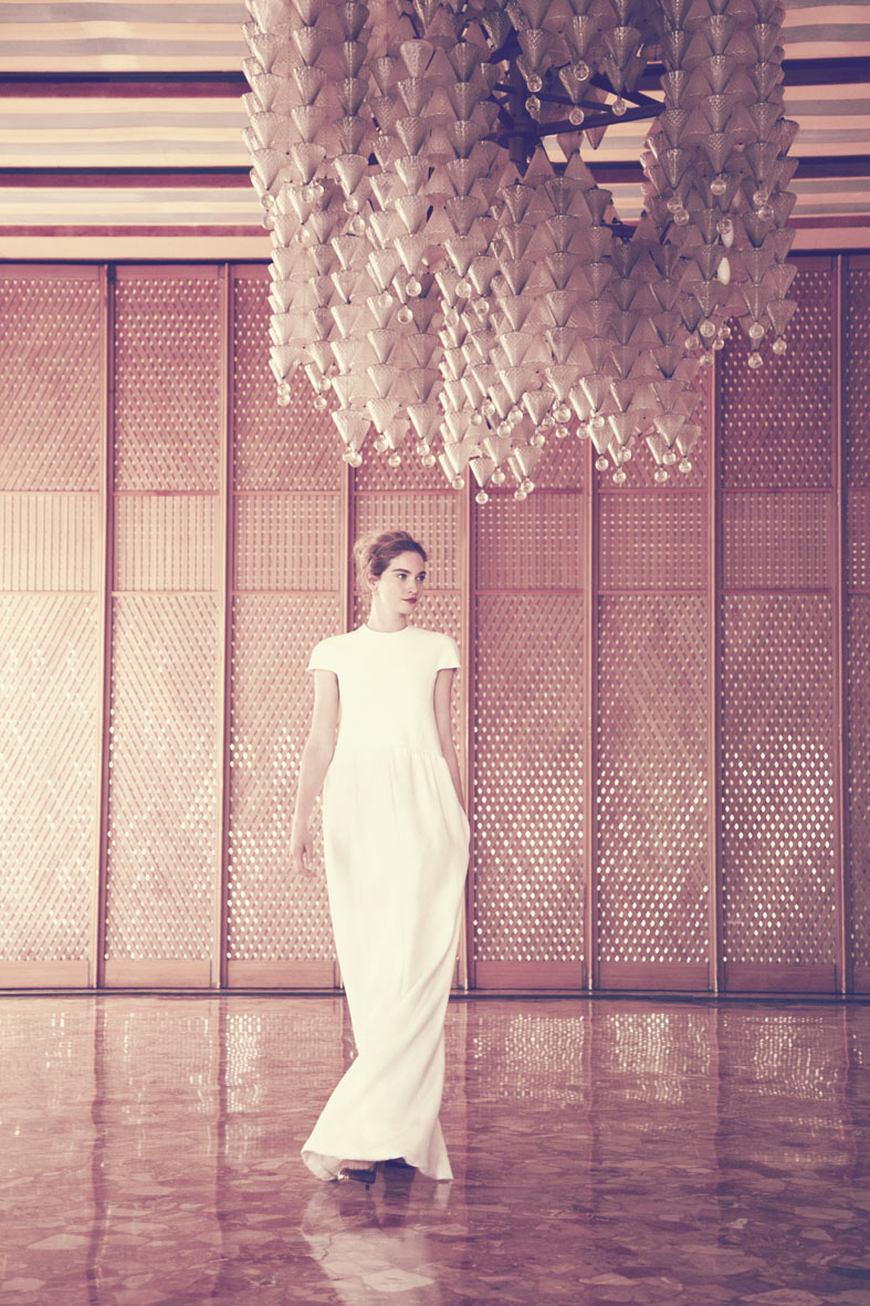 "Elle Italia October 2012 ""Venezia per due""   Carlotta Manaigo   Elle Italia   Benedetta dell'Orto   Numerique Retouch Photo Retouching Studio"