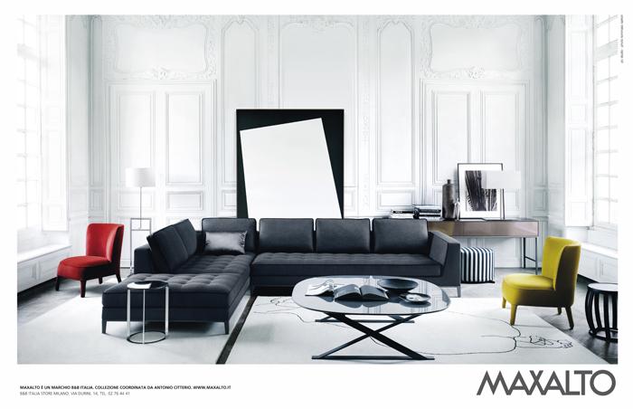 Maxalto 2014 Campaign | Tommaso Sartori | Maxalto | Numerique Retouch Photo Retouching Studio