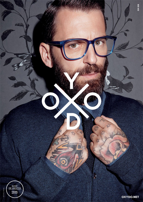 Oxydo FW 2013/2014 Campaign | Jacopo Benassi | Oxydo | Elle Italia | Eva Geraldine Fontanelli | Numerique Retouch Photo Retouching Studio