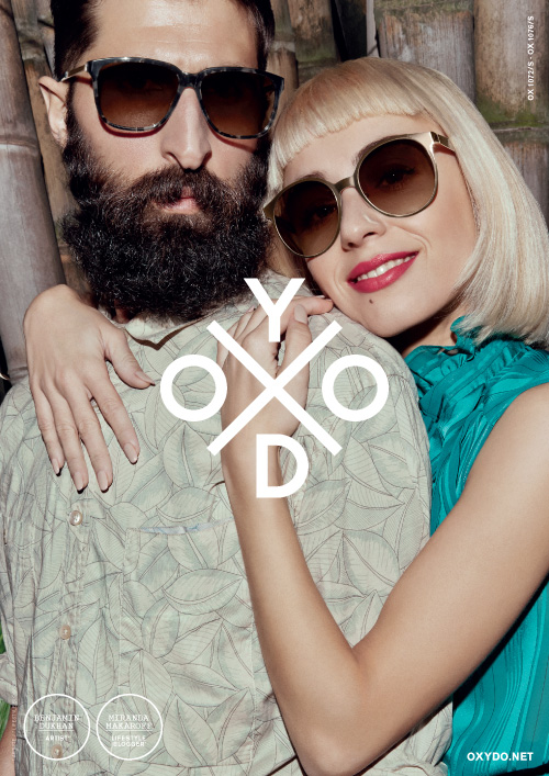 Oxydo SS 2014 Campaign | Jacopo Benassi | Oxydo | Glamour France | Sebastien Cambos | Numerique Retouch Photo Retouching Studio